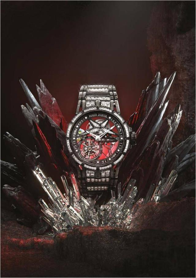 Roger Dubuis羅杰杜彼Mad but Swiss澳門震撼登場