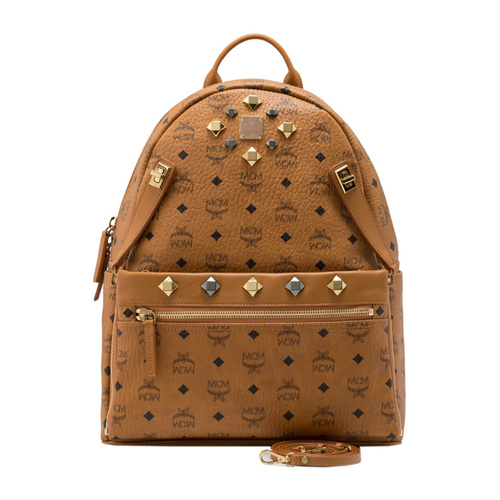 MCM/MCM PVC女式双肩包Backpacks MMK6SVE79 CO001