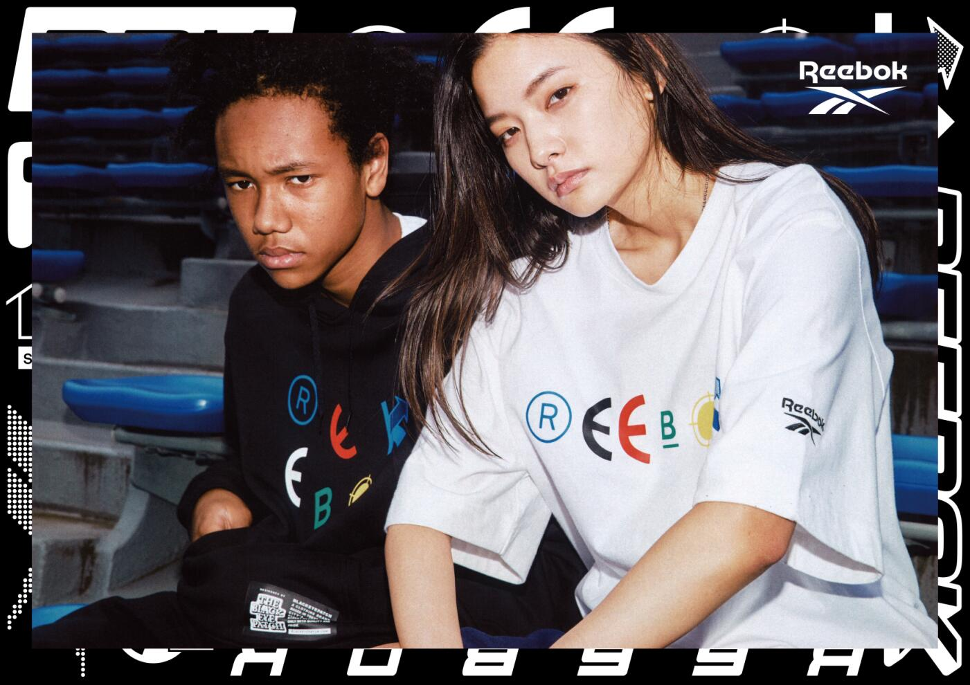 "Reebok 全新发布 ""Reebok DESIGNED by BlackEyePatch"" 联名系列"