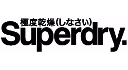 极度干燥(Superdry)logo