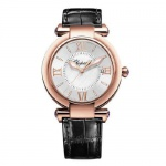 Chopard/萧邦 Imperiale系列 18K玫瑰金 石英 女表 384221-5001